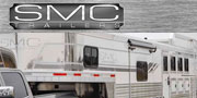 SMC Living Quarter Horse Trailers