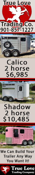 True Love Trading Co. Horse Trailers